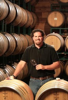 "Blair Fox - Recipient of the ""Andre Tchelistcheff Award"" given to Winemaker of the Year ~ 2008"