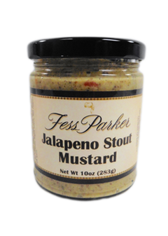 Jalapeno Stout Mustard Image
