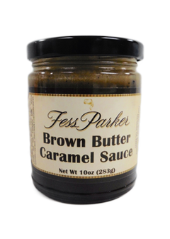 Brown Butter Caramel Sauce
