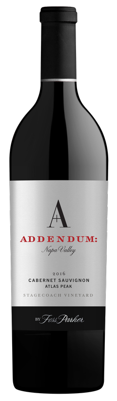 2016 Addendum Stagecoach Vineyard Cabernet Sauvignon