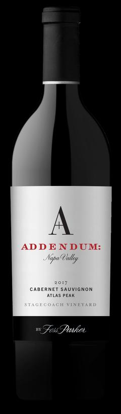 2017 Addendum Stagecoach Vineyard Cabernet Sauvignon