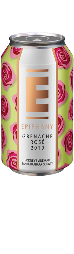 2019 Grenache Rosé 375ml Can 4 Pack