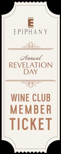 2019 Revelation Day Ticket - Sunday, Mar 31 Image