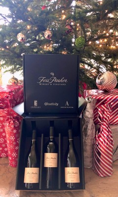 Christmas Fess Parker 3-Pack