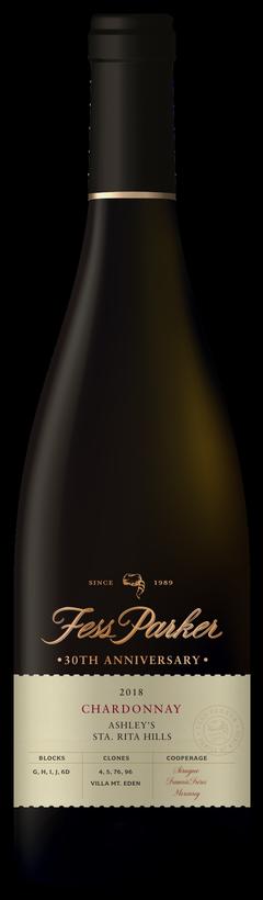2018 Ashley's Chardonnay 30th Anniversary 1.5L
