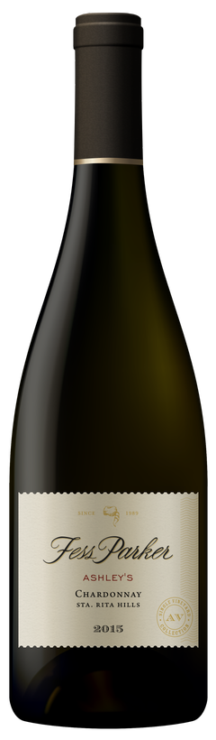2015 Ashley's Chardonnay
