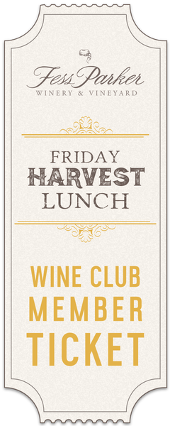 2017 Harvest Lunch - Oct27 - Wine Club