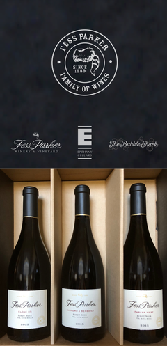 Fess Parker Holiday Mixed 3 Pack Special