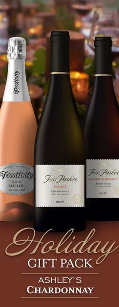 Ashley's Chardonnay gift pack