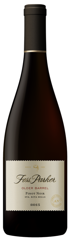 2015 Older Barrel Pinot Noir