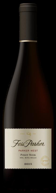 2015 Parker West Pinot Noir