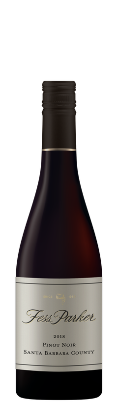 2018 Santa Barbara County Pinot Noir - Half bottle / 375ml