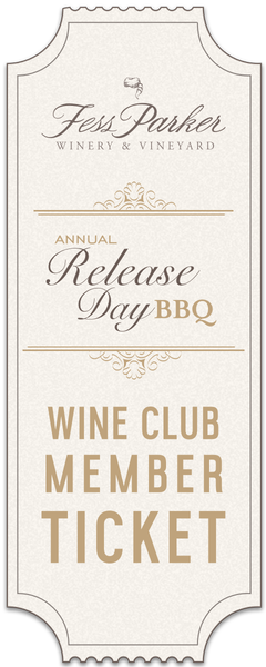 2019 Release Day BBQ Ticket - Friday