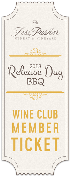 2018 Release Day - Sunday - Club Member