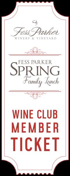 2017 Spring Family Lunch  - April 21 - Member