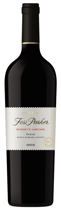 2016 Rodney's Vineyard Syrah