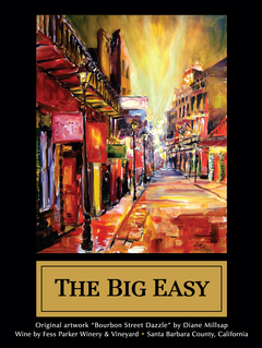 Poster- The Big Easy