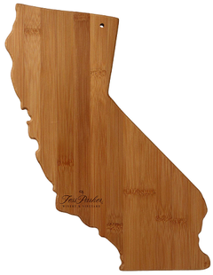 California Bamboo Cheeseboard