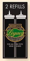 Cork Pops Legacy Refill Cartridges