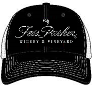 Baseball Cap; Fess Parker- Black