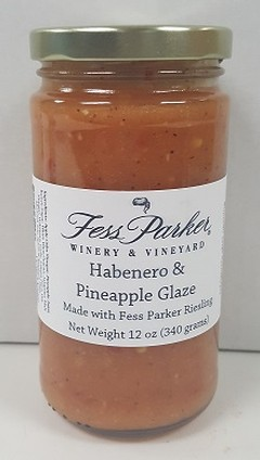 Habanero & Pineapple Glaze
