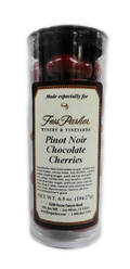 Pinot Noir Chocolate Cherries Image