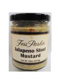 Jalapeno Stout Mustard