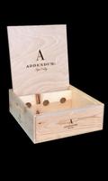Wood 3 Bottle Box- Addendum