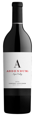 2014 Addendum- Napa Valley Cabernet Sauvignon Image