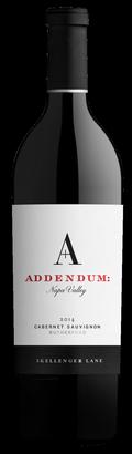 2014 Addendum- Skellenger Cabernet Sauvignon Image