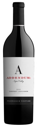 2015 Addendum Stagecoach Vineyard Cabernet Sauvignon