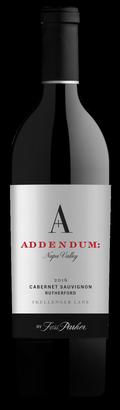 2016 Addendum Skellenger Lane Cabernet Sauvignon