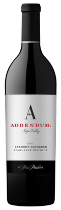 2017 Addendum Stags Leap Cabernet Sauvignon