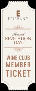 2020 Revelation Day Ticket- Sunday