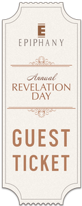 2019 Revelation Day Guest Ticket- Sunday, March 31st Image
