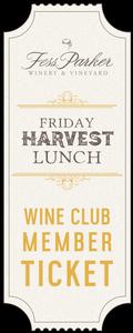2017 Harvest Lunch - Oct06 - Wine Club