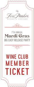 7th Annual Mardi Gras Big Easy Release Party - Member