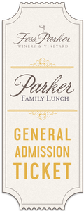 2018 Parker Family Lunch - Oct 12 - Gen. Admission