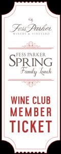 2017 Spring Family Lunch - April 7 - Member