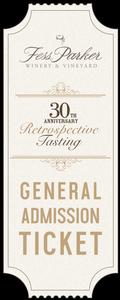 30th Anniversary Retrospective Tasting- Guest
