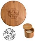 Bamboo Salt Box