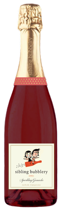 2014 Sibling Bubblery Sparkling Grenache