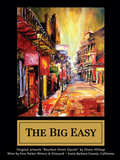 Poster- The Big Easy Image