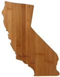 Bamboo California Cheeseboard Image