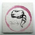 Coaster; Stone- Fess Parker