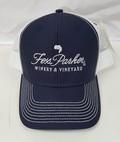 Baseball Cap; Fess Parker- Navy Blue