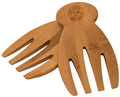 Set of Bamboo Salad Hands